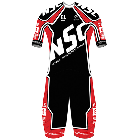 NSC Suit Red