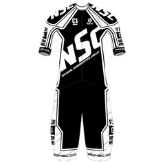 NSC Suit White