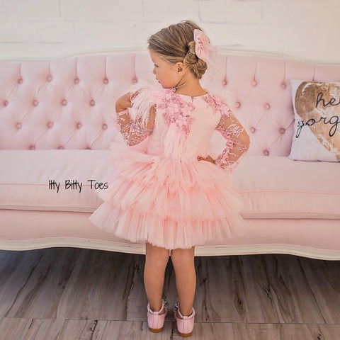 couture dress, children dress, fall kids outfit ideas, princess dress, high end children dress, children brand, couture kids, couture girls collection