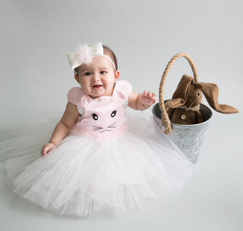 easter bunny dress for baby