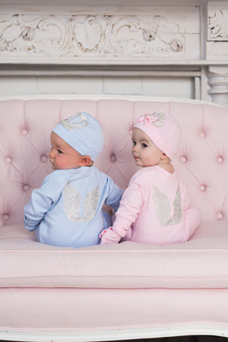 itty bitty toes, baby set, baby clothes, fancy baby outfits, luxury baby outfits, high quality baby outfit