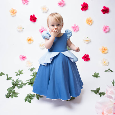 Disney inspired outfit, Disney, princess dress, itty bitty toes, couture kids, kids clothing, luxury children dresses, halloween kids costume ideas, halloween costume ideas, halloween 2018, Mickey Mouse, Minnie Mouse. Alice in wonderland, cinderella