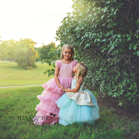 3876f9d7e Her First Birthday Dresses for this Fall and Winter Season