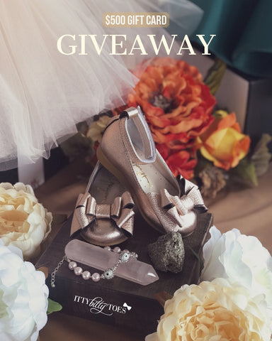 giveaway, itty bitty toes, ittybittytoes, itty bitty toes giveaway, couture dress, princess dress, luxury dress, high end shoes, good quality shoes, fancy dresses
