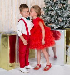 Couture Holiday Wear Kids - Itty Bitty Toes