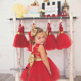 Couture Girls Dress