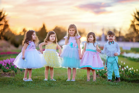 beautiful easter outfits for kids