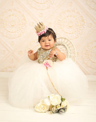 Tutu Girls Birthday Dresses - Itty Bitty Toes