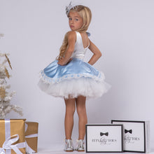 Athena Dress - Couture - Itty Bitty Toes
