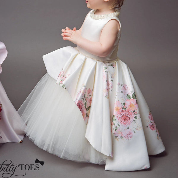 Ivory Rosalina Dress