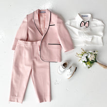 Alex Suit (Blush)