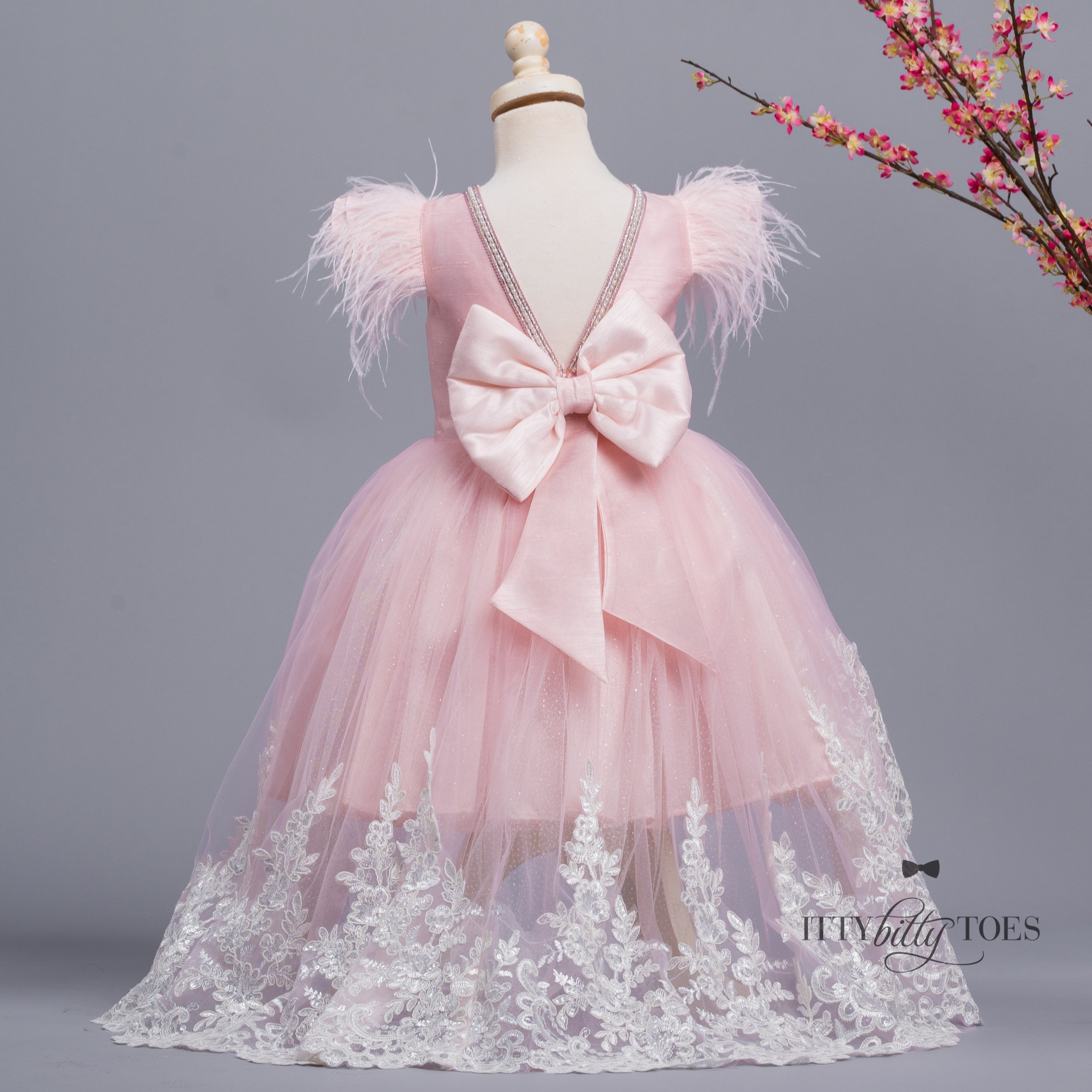 Allie Gown (Pink)
