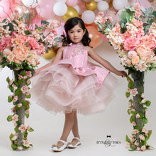 Angela Dress (Pink)