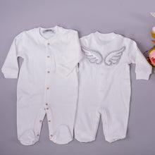 Cupid Newborn Set (Silver)