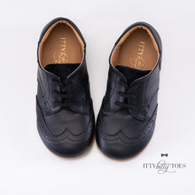 Black Oxfords (Faux)