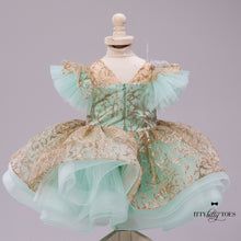 Cassandra Dress (Mint)