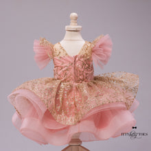 Cassandra Dress (Pink)
