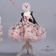 Cherry Blossom Dress (Short)