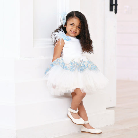 Kaylea Dress - Couture - Itty Bitty Toes