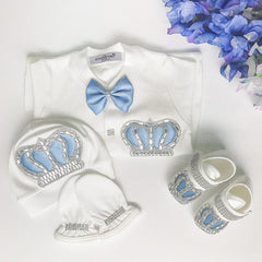 Crown Jewels Set (Baby Blue)
