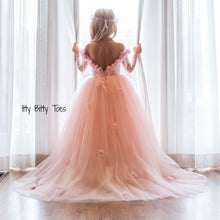 Nicolina Dress - Couture - Itty Bitty Toes