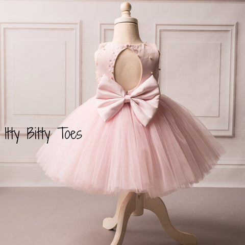 Carla Dress - Couture - Itty Bitty Toes