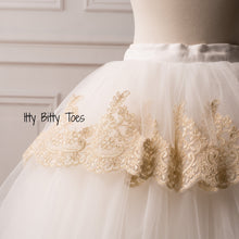 Emilia Skirt - Couture - Itty Bitty Toes