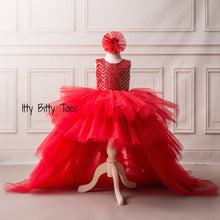 Diana Dress - Couture - Itty Bitty Toes