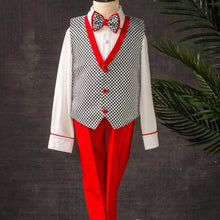 Race Car Ferrari Suit - Couture - Itty Bitty Toes