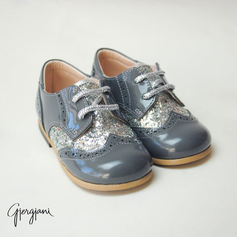 G13 Gray - Shoes - Itty Bitty Toes