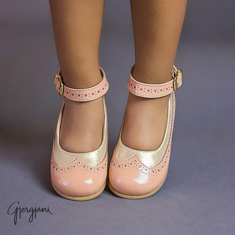Gjergjani G04-01 - Shoes - Itty Bitty Toes