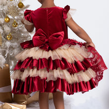 Merry Dress - Couture - Itty Bitty Toes