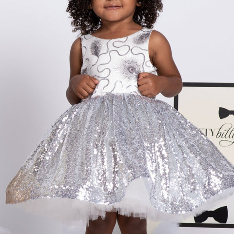 Kyla Dress - Couture - Itty Bitty Toes