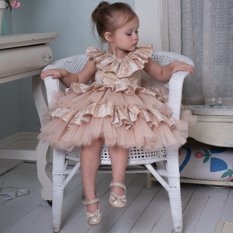 Anita Dress - Couture - Itty Bitty Toes