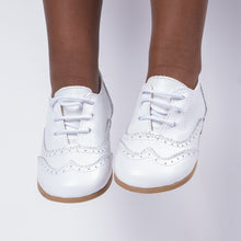 George Oxfords (White)
