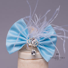 Kate Headpiece (Blue)