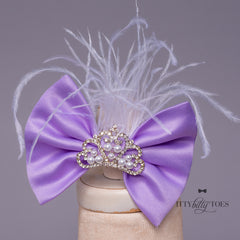 Kate Headpiece (Purple)