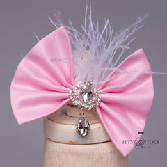 Princess Kate Pink Headpiece
