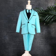 Alex Suit (Tiffany Blue)