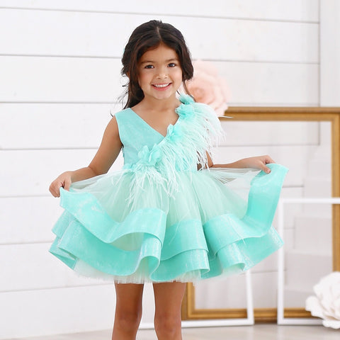 Tiffany Dress - Couture - Itty Bitty Toes