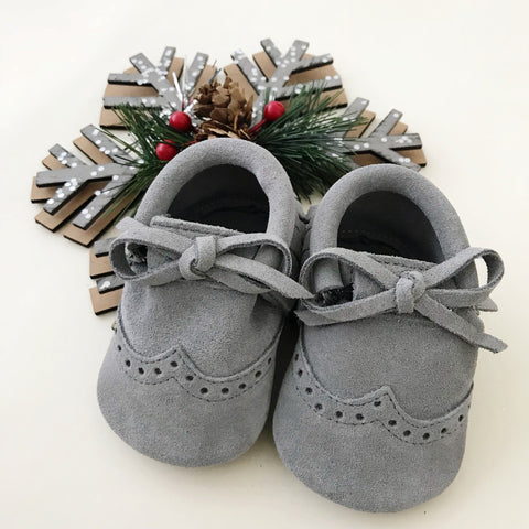 Oxford Moccasins (9 colors) - Shoes - Itty Bitty Toes