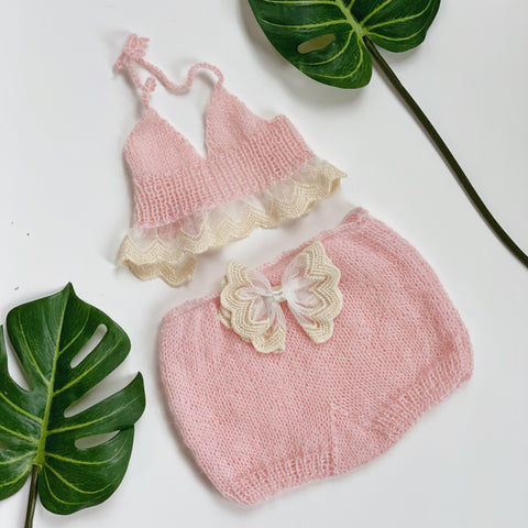 Chloe Two Piece Baby Set - Babies - Itty Bitty Toes