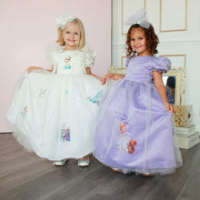Sophia The First Inspired Dress - Couture - Itty Bitty Toes