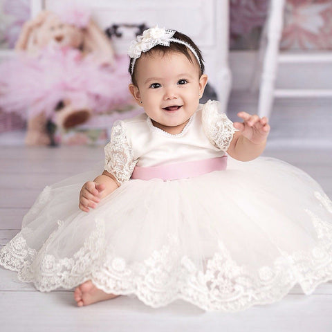 Princess Julia Dress - Couture - Itty Bitty Toes