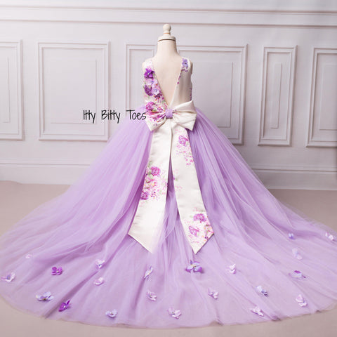 Lili Dress (Purple)