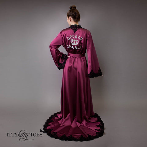 Royal Robe - Couture - Itty Bitty Toes