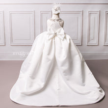 Mia Bella Gown (White) - Couture - Itty Bitty Toes
