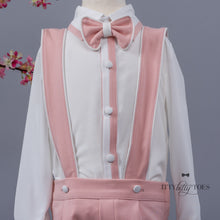 Miller Suspender Set (Blush)
