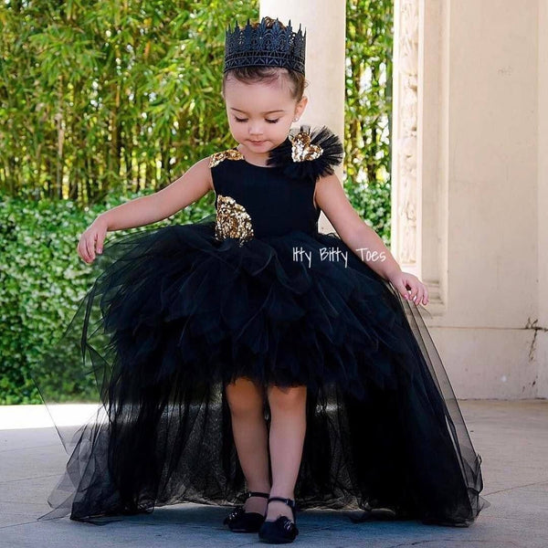 Sasha Dress Black Baby Shop Online
