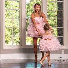 Pink Isabela Mommy Dress